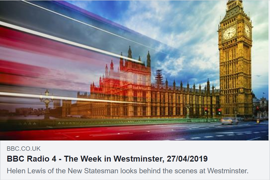 Listen to The Week In Westminster