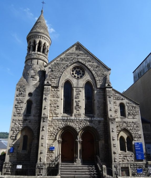 Manvers Street Baptist Church, Bath