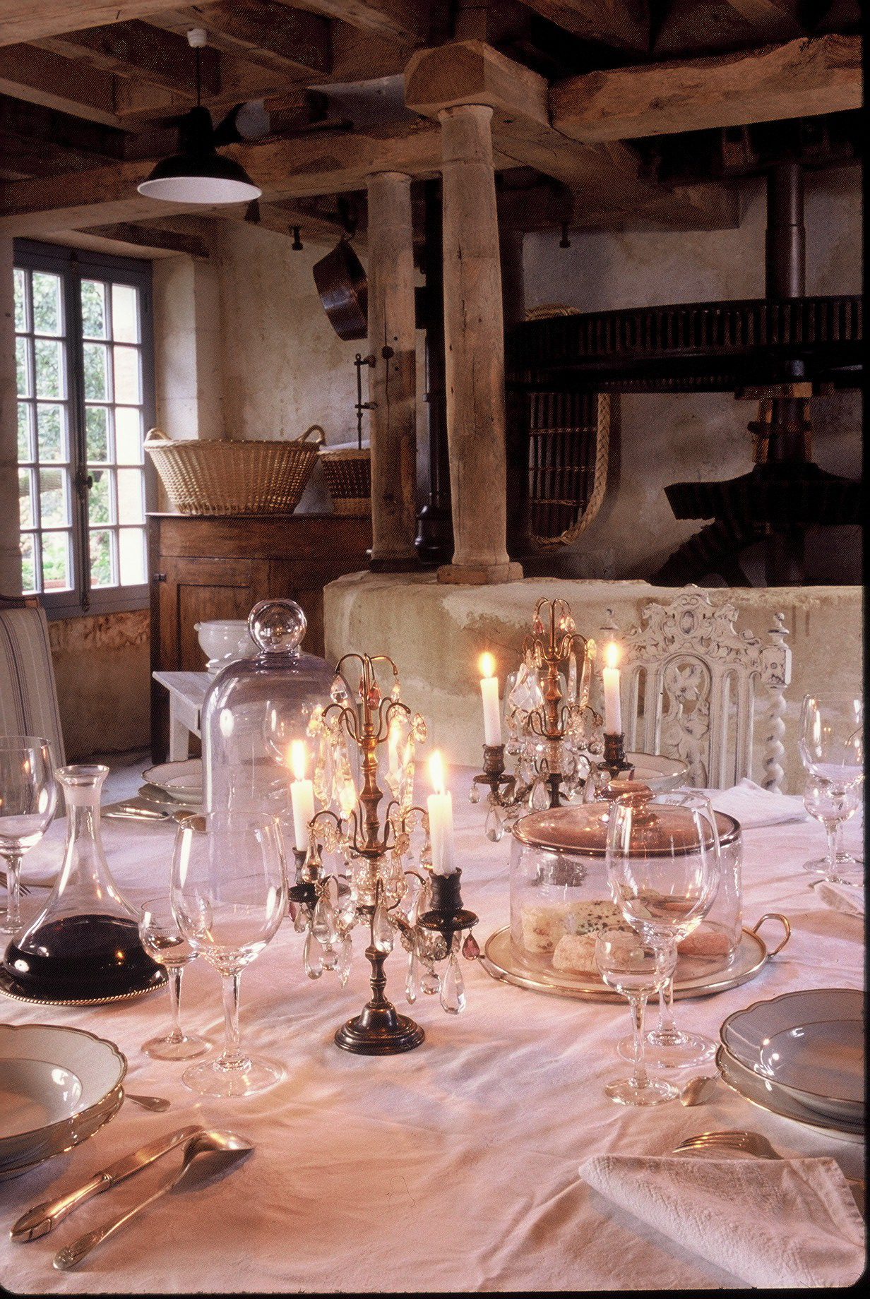 dining table candelabra.JPG