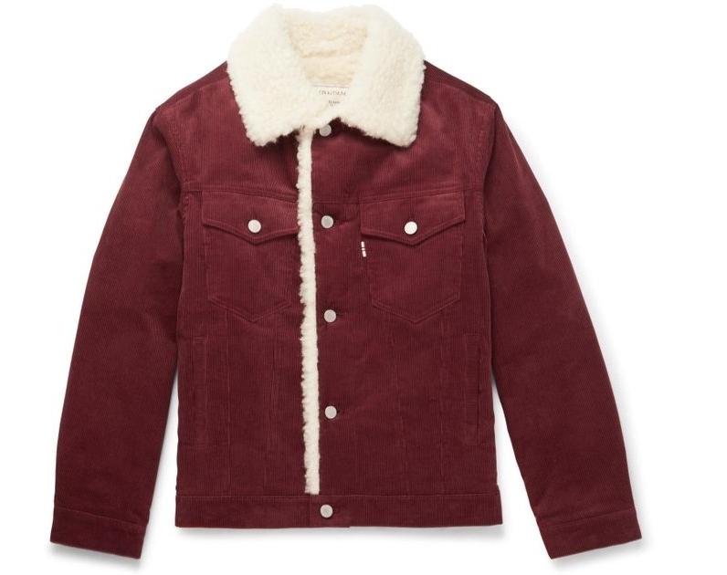 maison-kitsune-burgundy-Faux-Shearling-lined-Cotton-corduroy-Jacket.jpeg