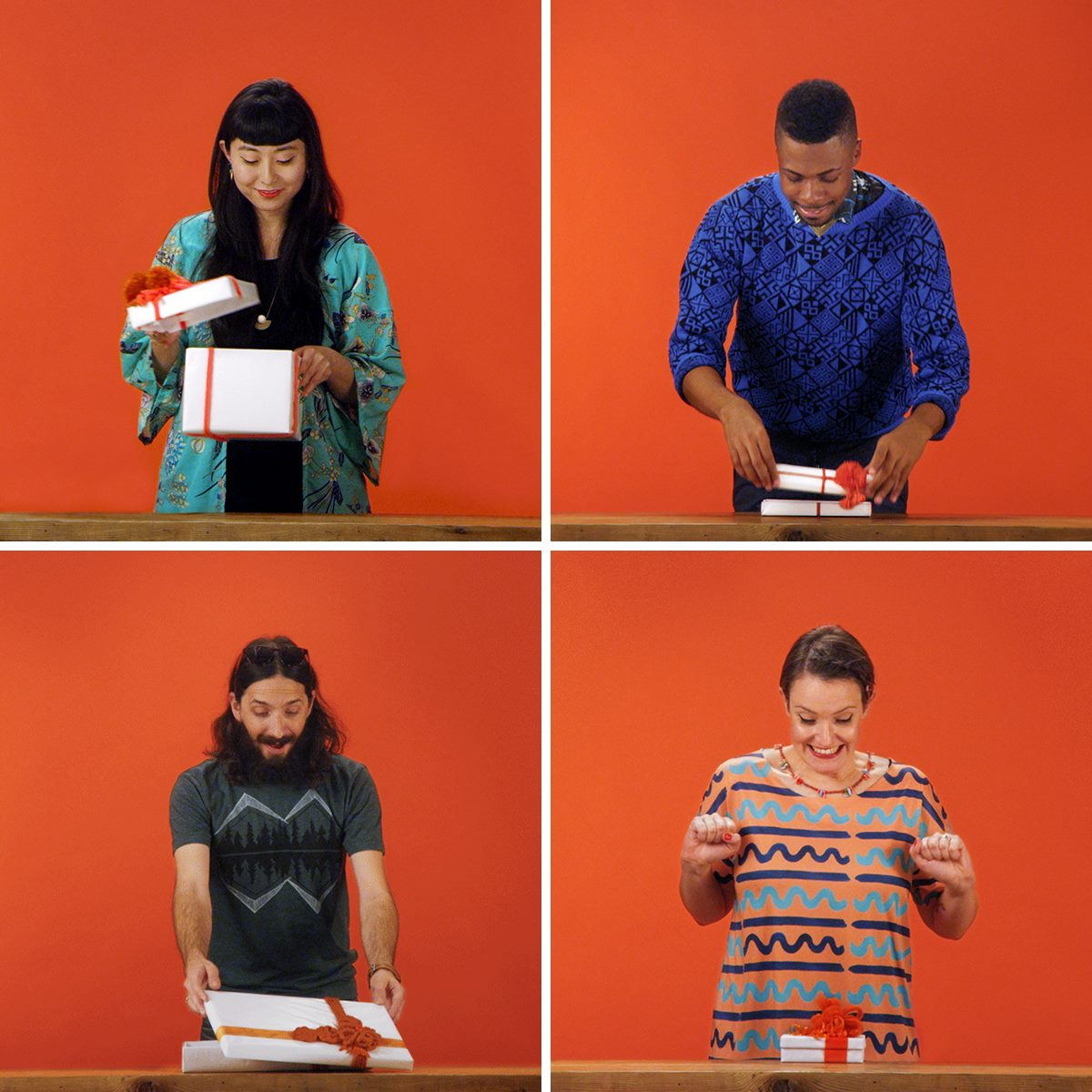 As their Lead Social Media Specialist, I helped to conceptualize and execute Etsy's 2014 holiday campaign. Photo by Etsy