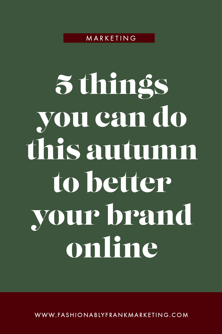 Better Your Brand Online