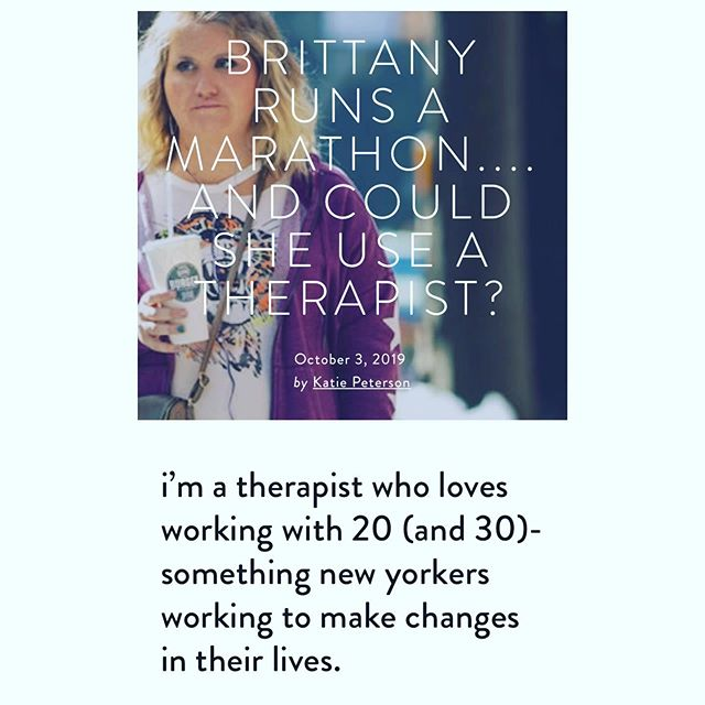 Excited about my latest blog post... been thinking about my post-movie thoughts a lot (since I first saw it opening weekend, and then for a 2nd time a week or so later). Let me know what you think.    #brittanyrunsamarathon #runningtherapist #therapy4runners #marathontraining #nycmarathon
