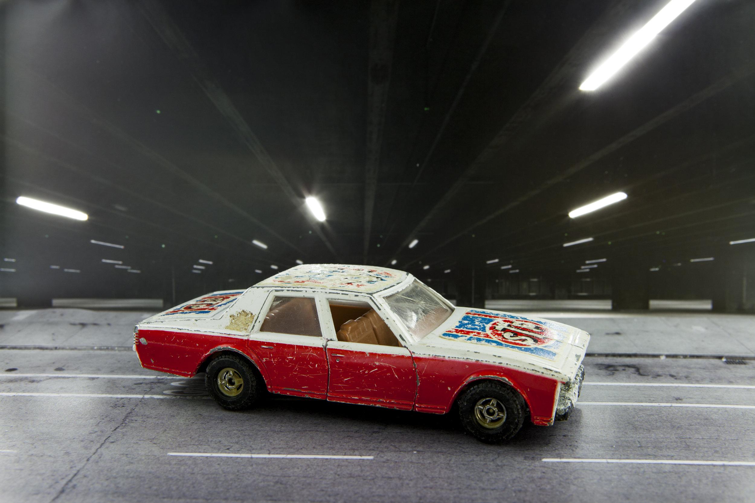 Toy car 2. series 1.