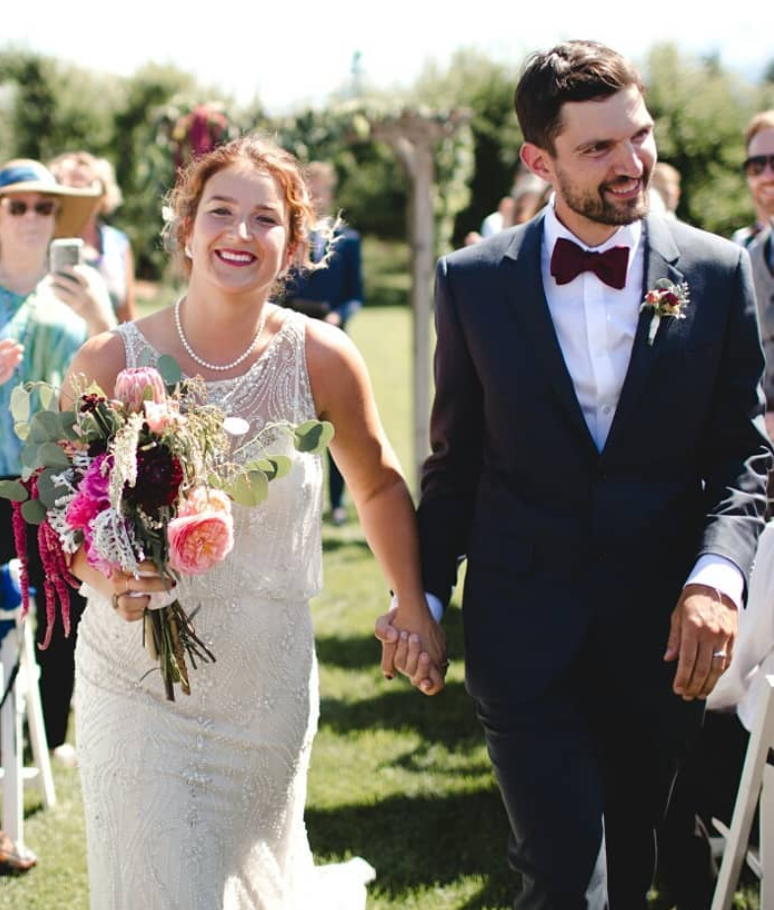 Casey & Jon Married August 2018