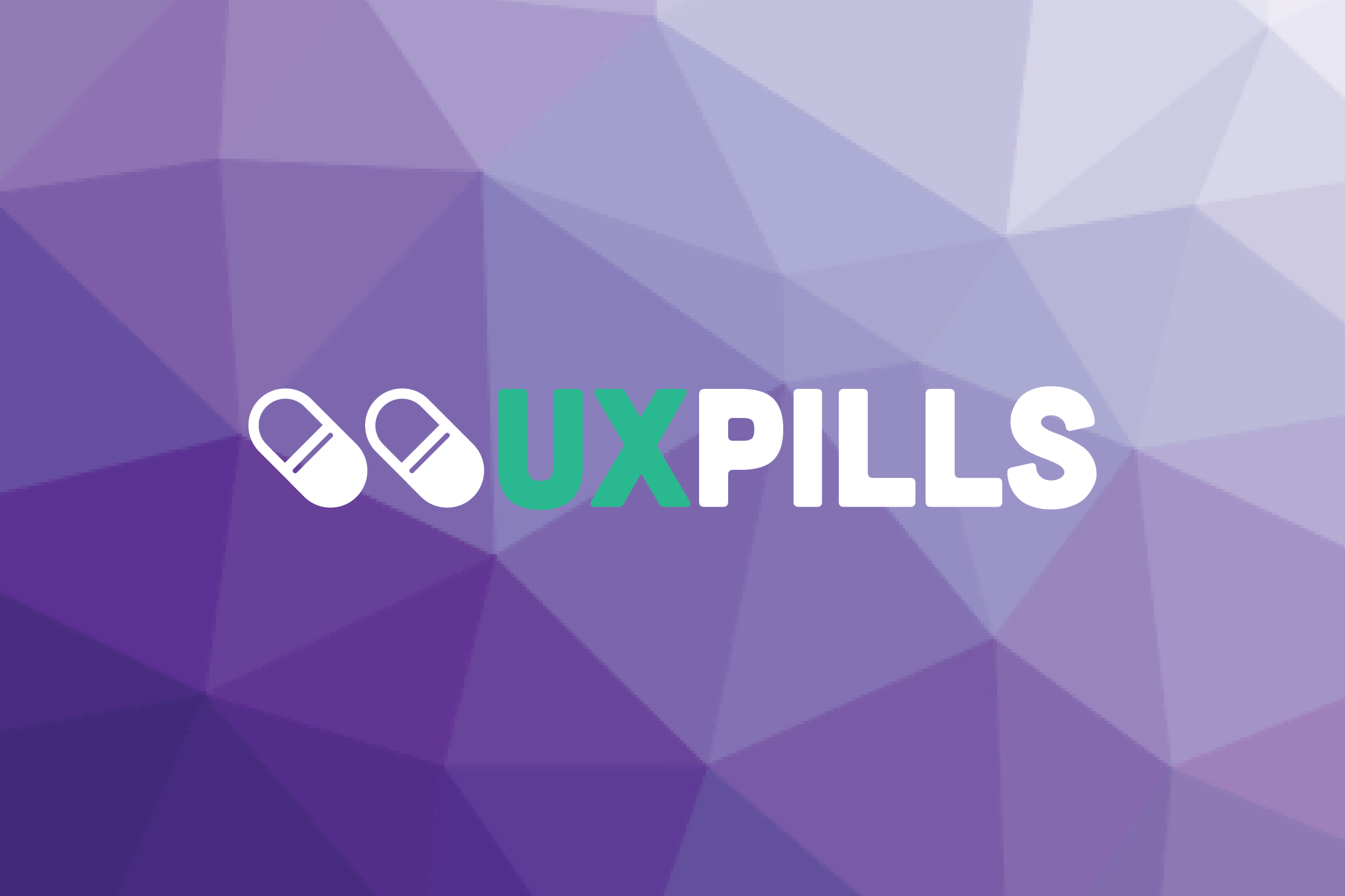 UX Pills - Customised seminars and workshops on Human-Centered, UX and interaction design.
