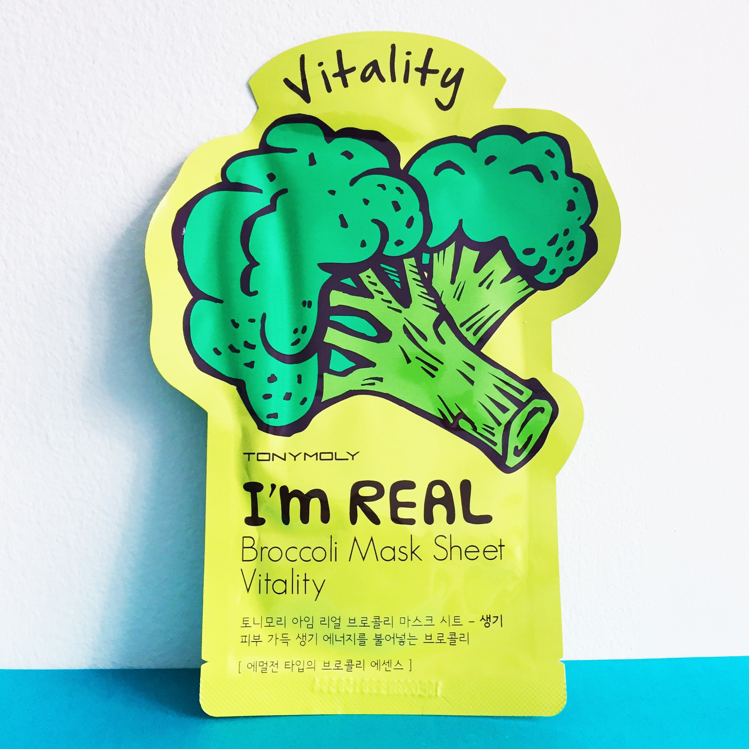 Tony Moly Broccoli Sheet Mask