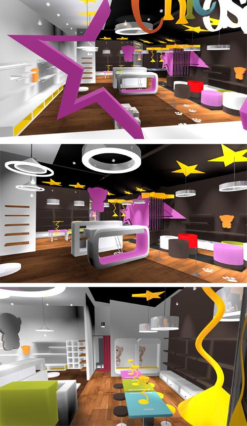 Chicoso - Store Design by Robert Adalierd