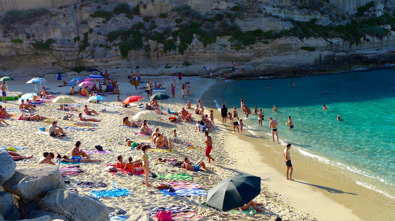 Tropea-Beach
