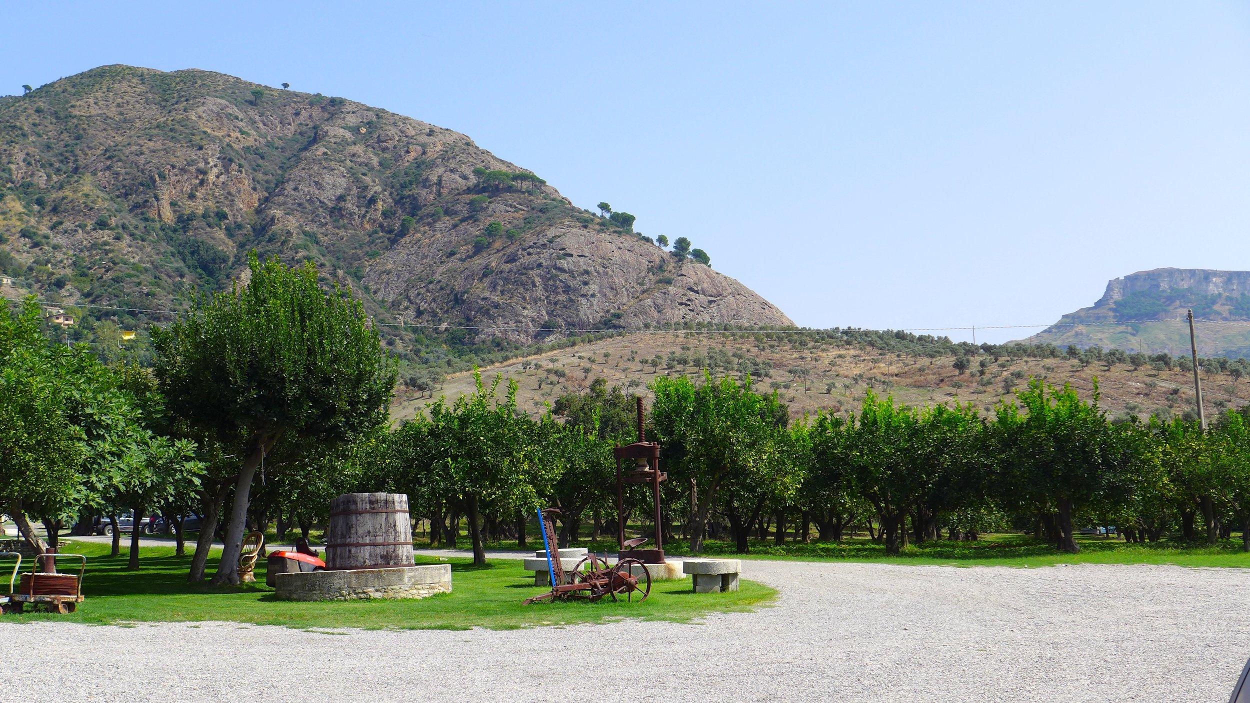 Azienda Agricola Barone Macri.