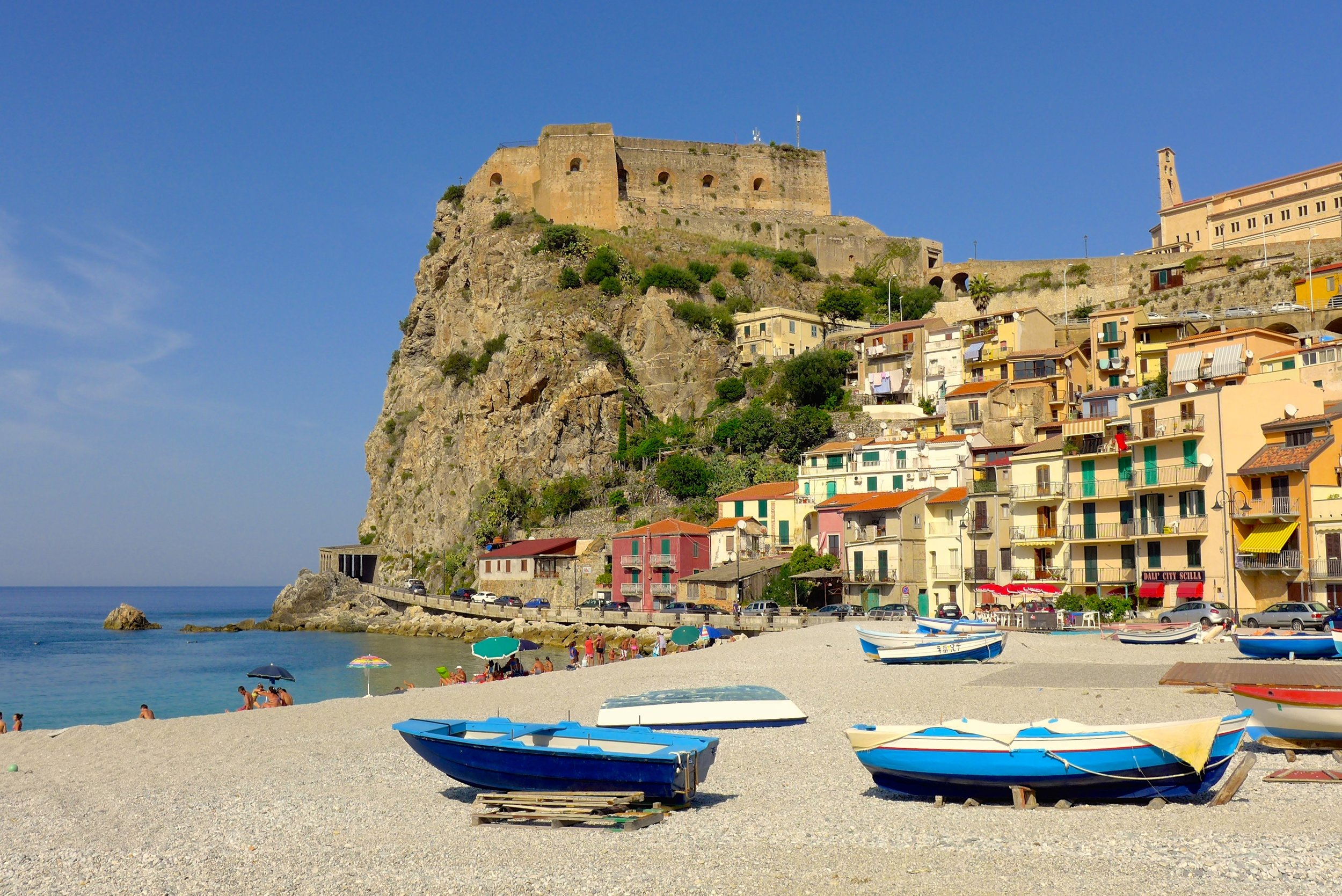 Fall in love with Calabria on your next holiday.