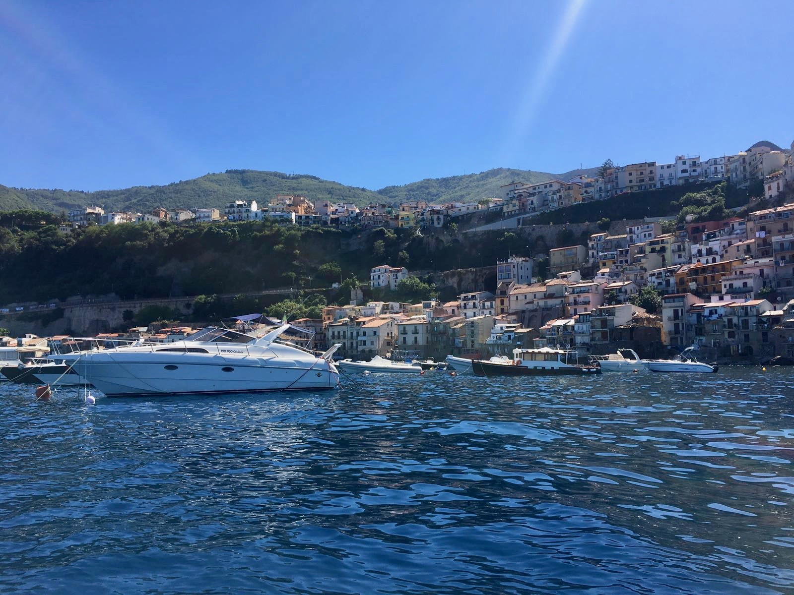 Calabria Yacht Tour
