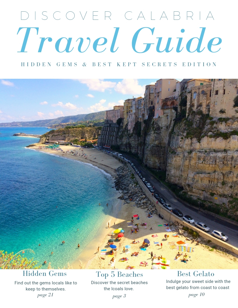 receive a free travel guide! -
