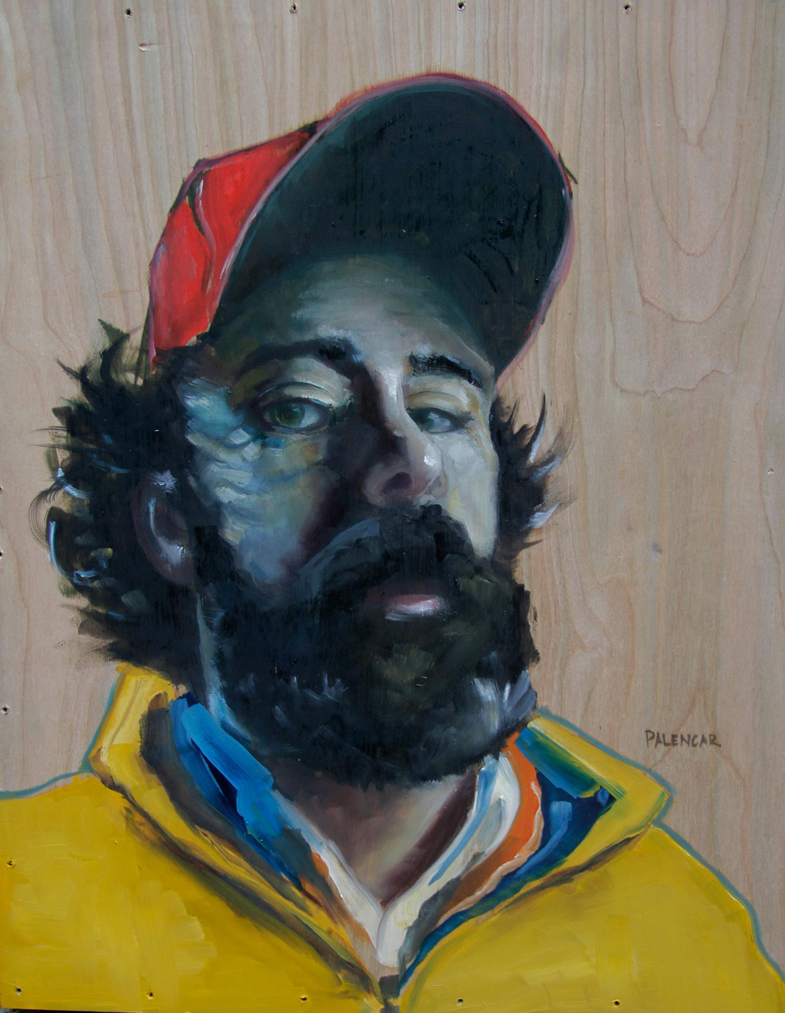 Portrait of John Reddington (SOLD)