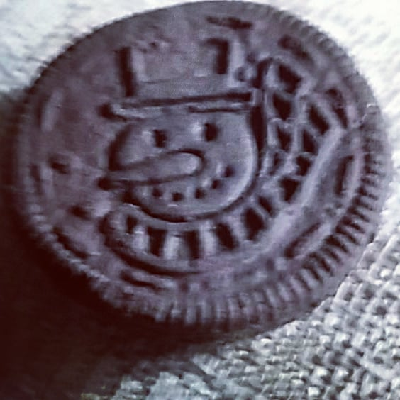 So proud of Jeff getting the recognition he deserves from @oreo #jeffisasnowman #BassPlayer #Rock