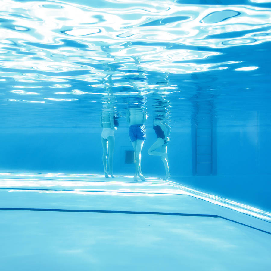 Untitled aka Under Water (Three), Archival Pigment Print