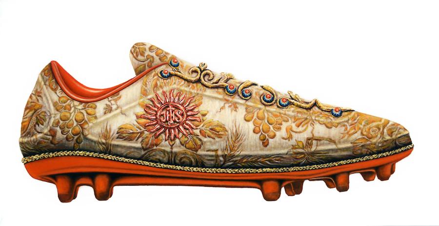 Shoe aka Soccer Cleat
