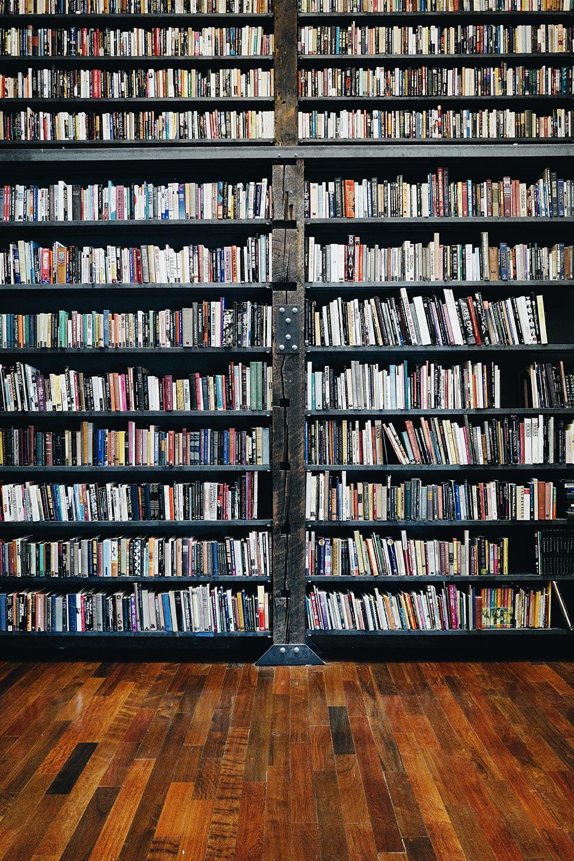 Stony Island Arts Bank's Johnson Publishing Company Library