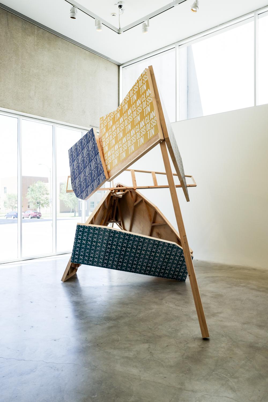 Contemporary Art Museum -  Tate Foley -Post No Bills