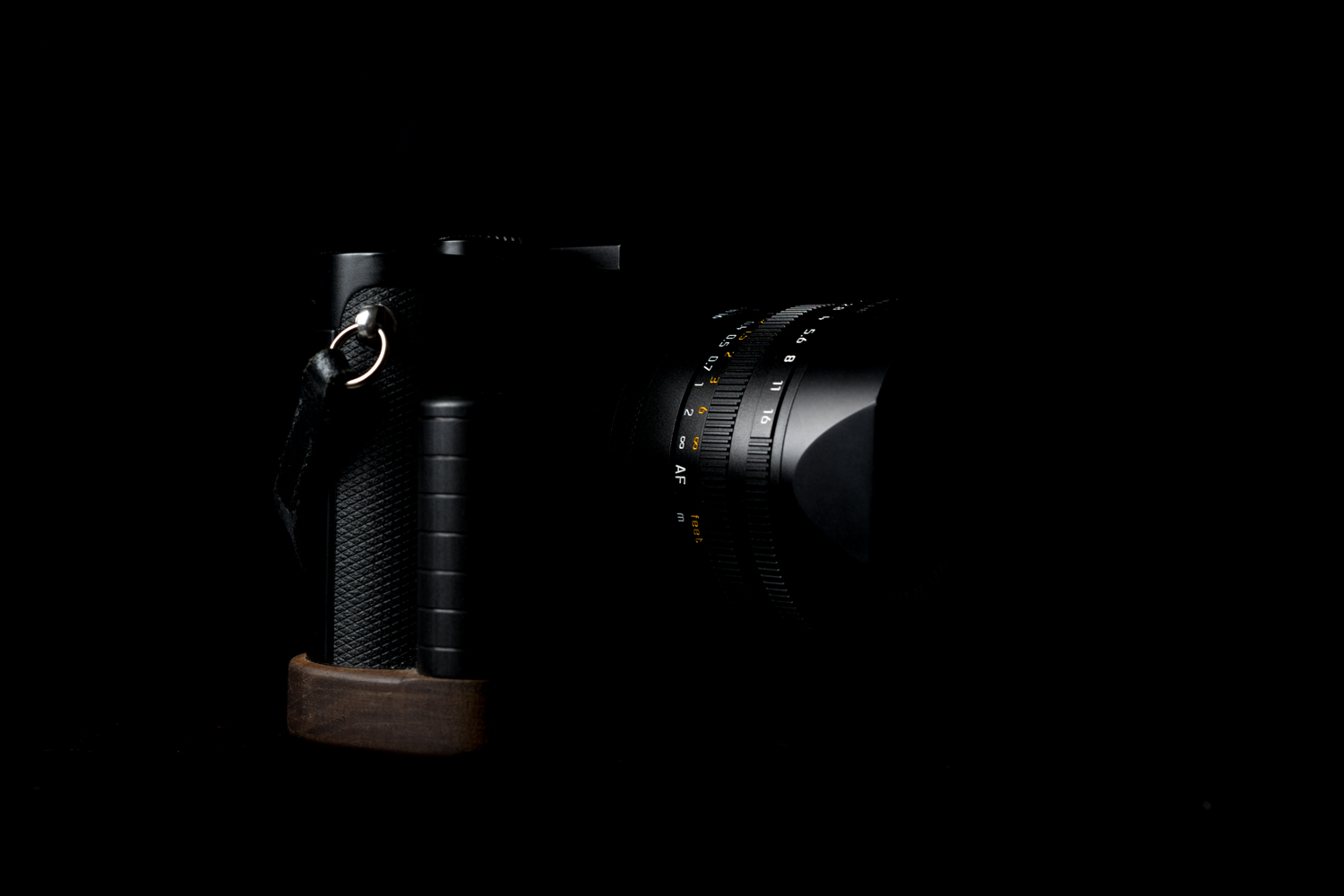 Shot of the Leica Q taken with the Sony A7 and Zeiss 24-70 f4.