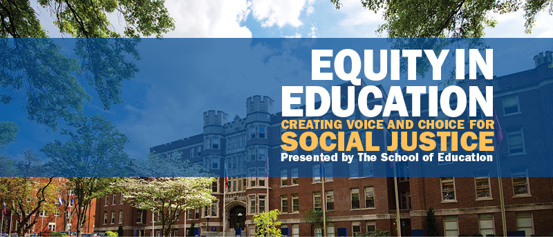 School of Education Conference Webpage Banner
