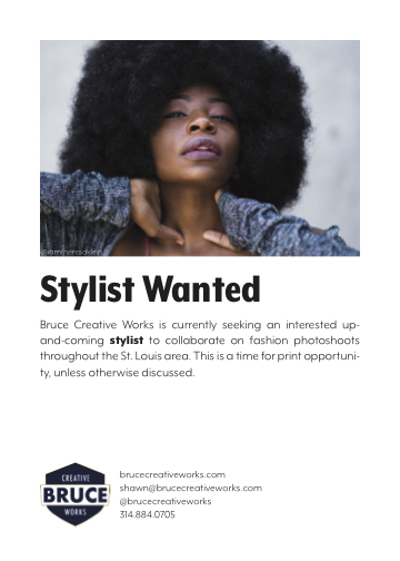 Bruce Creative Works Stylist Advertising 1