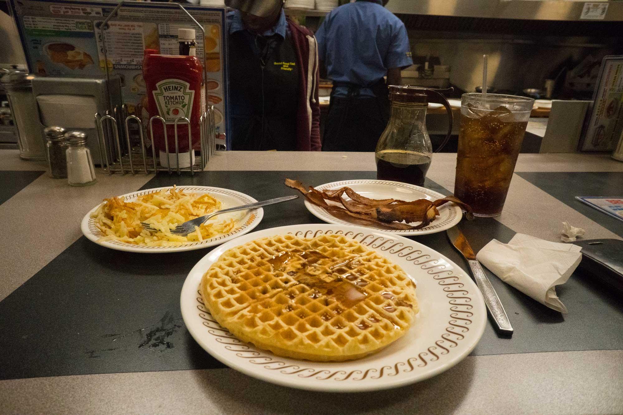 Wafflehouse —Atlanta, GA