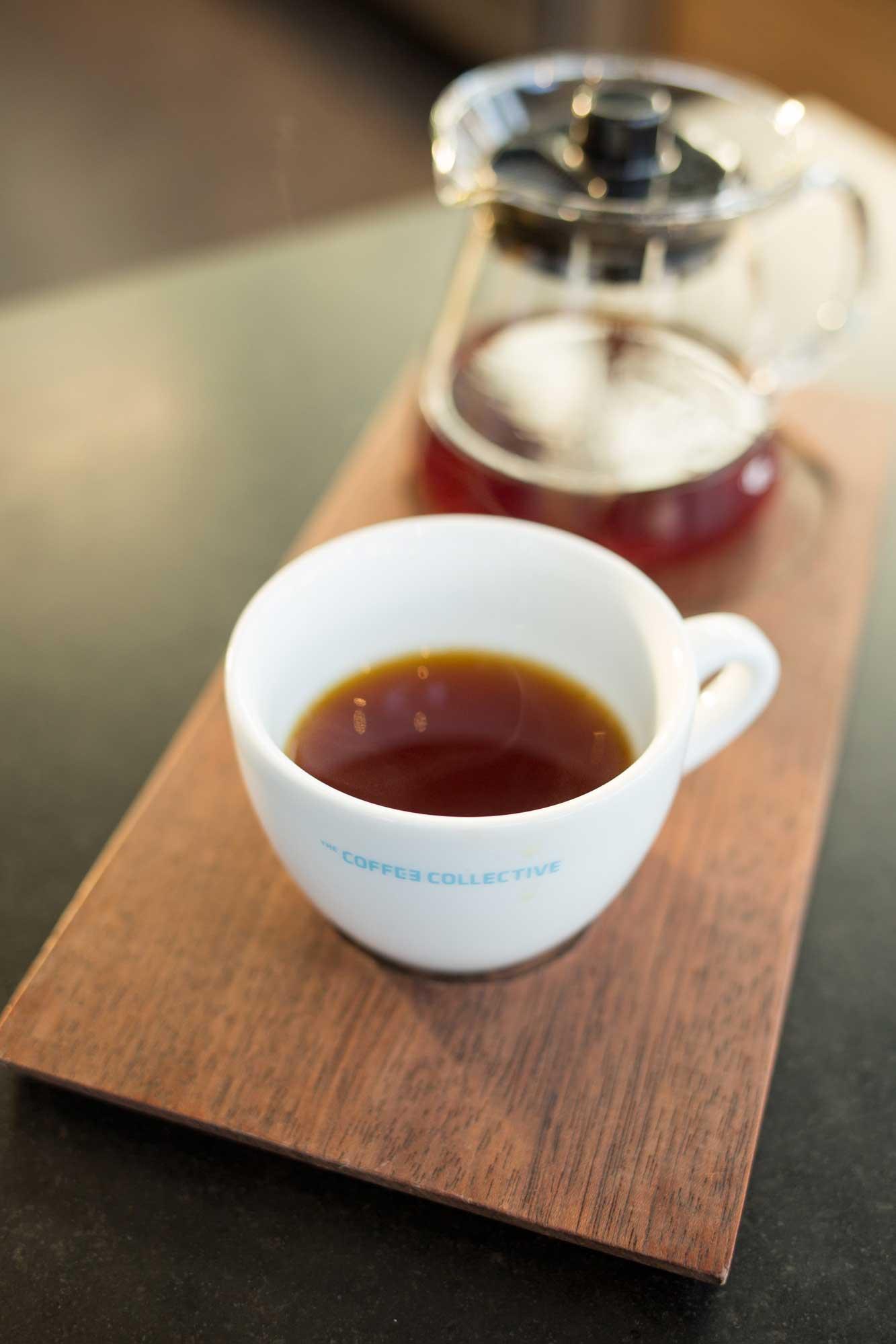 Coffee Collective —Copenhagen, DK