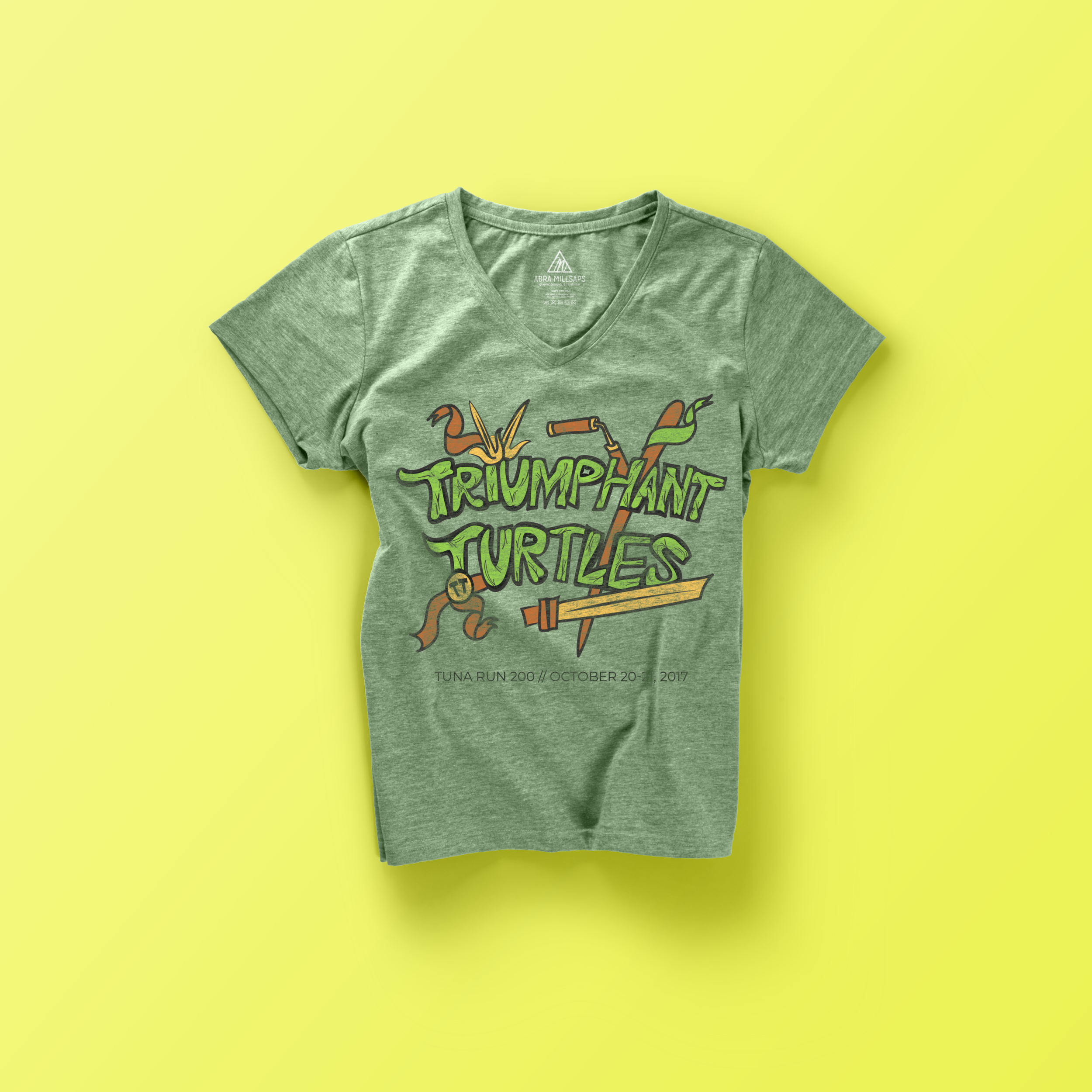 Triumphant Turtles Shirt Mockup.png