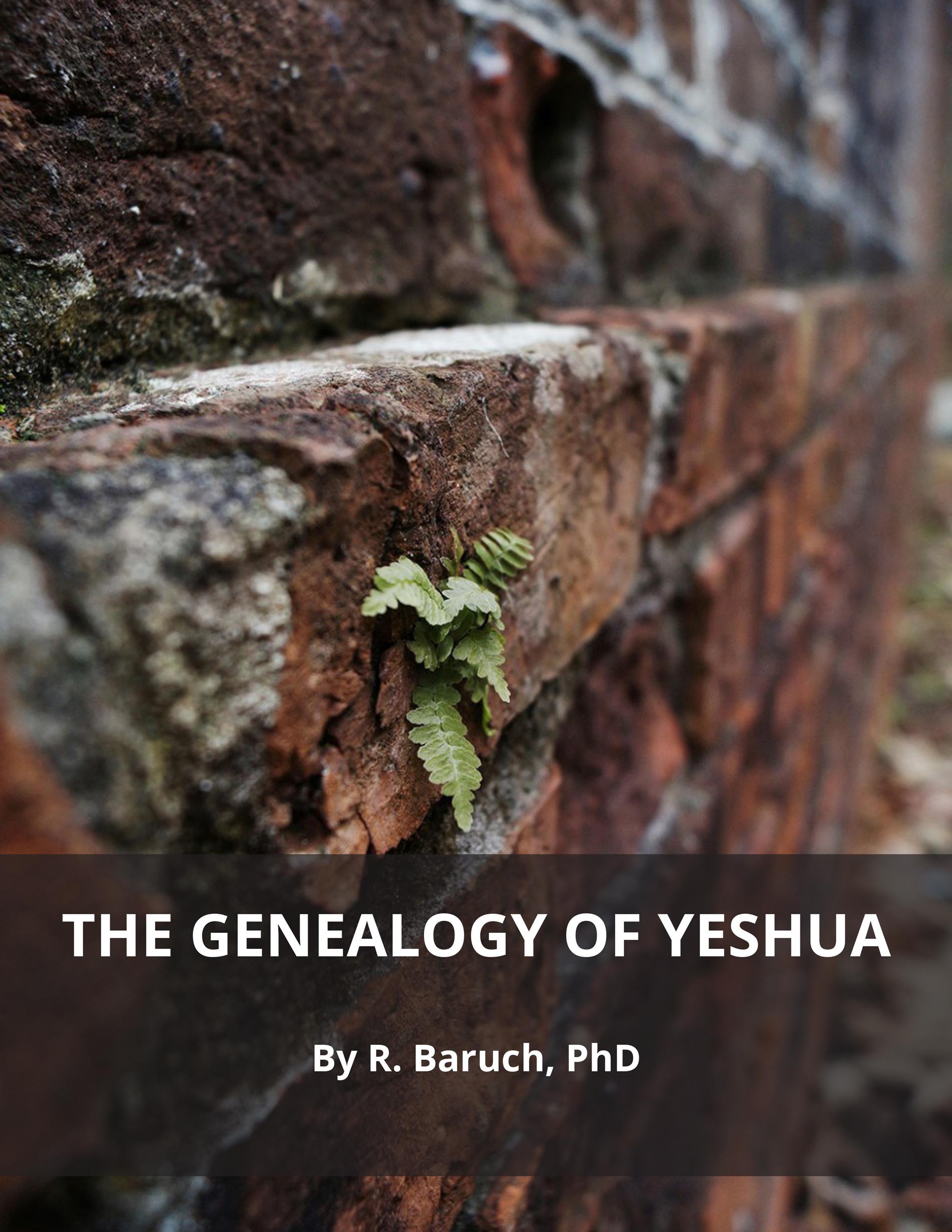 Genealogy of Yeshua