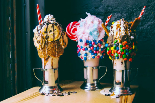 New York City's 10 Wildest Desserts