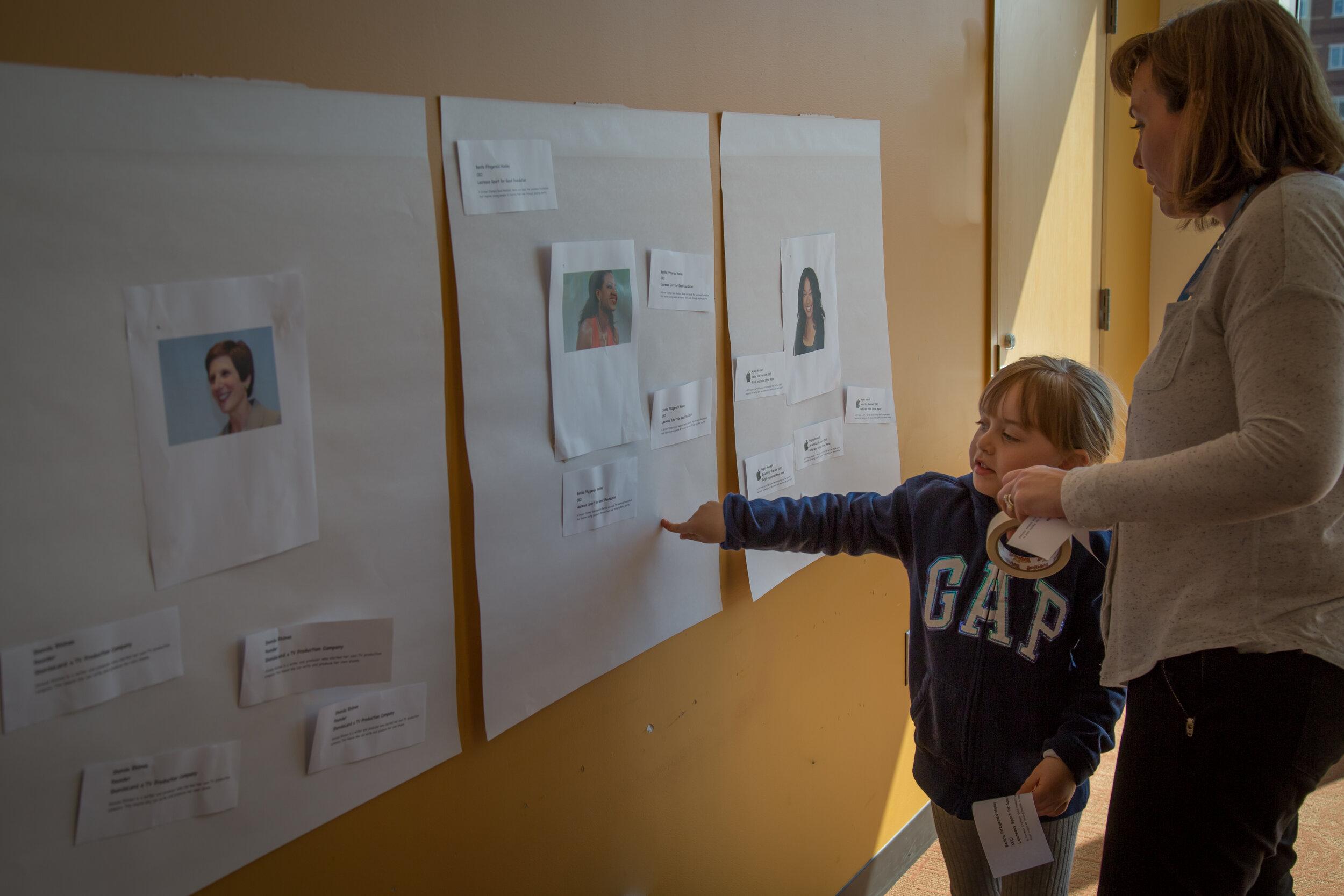 Entrepreneurship - Fosters girls' entrepreneurial spirits and help them see themselves as entrepreneurs