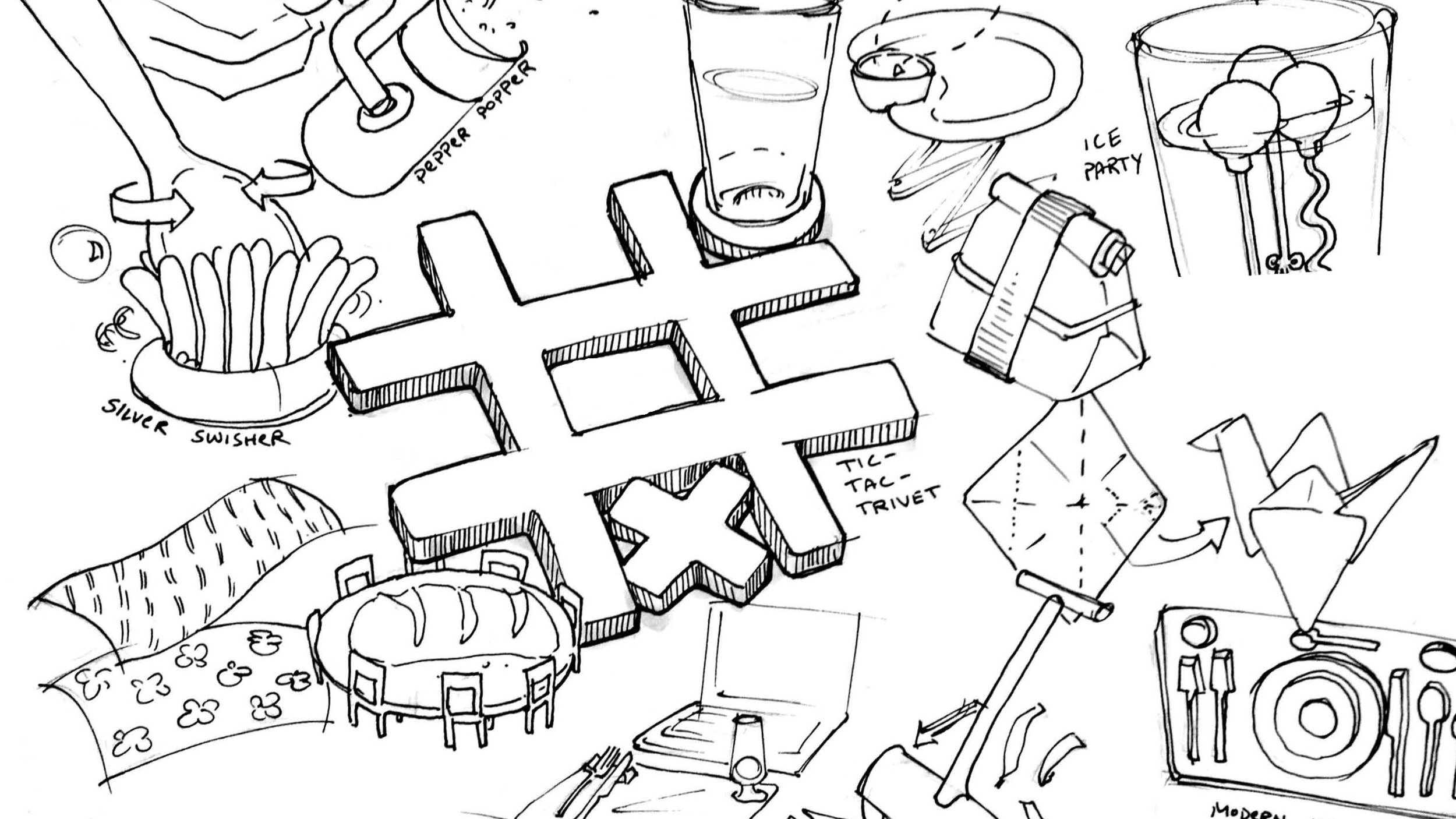 Forney_MoMA_TicTacTrivet_ideation