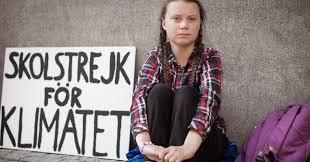 Image of Greta Thunberg from commondreams.org