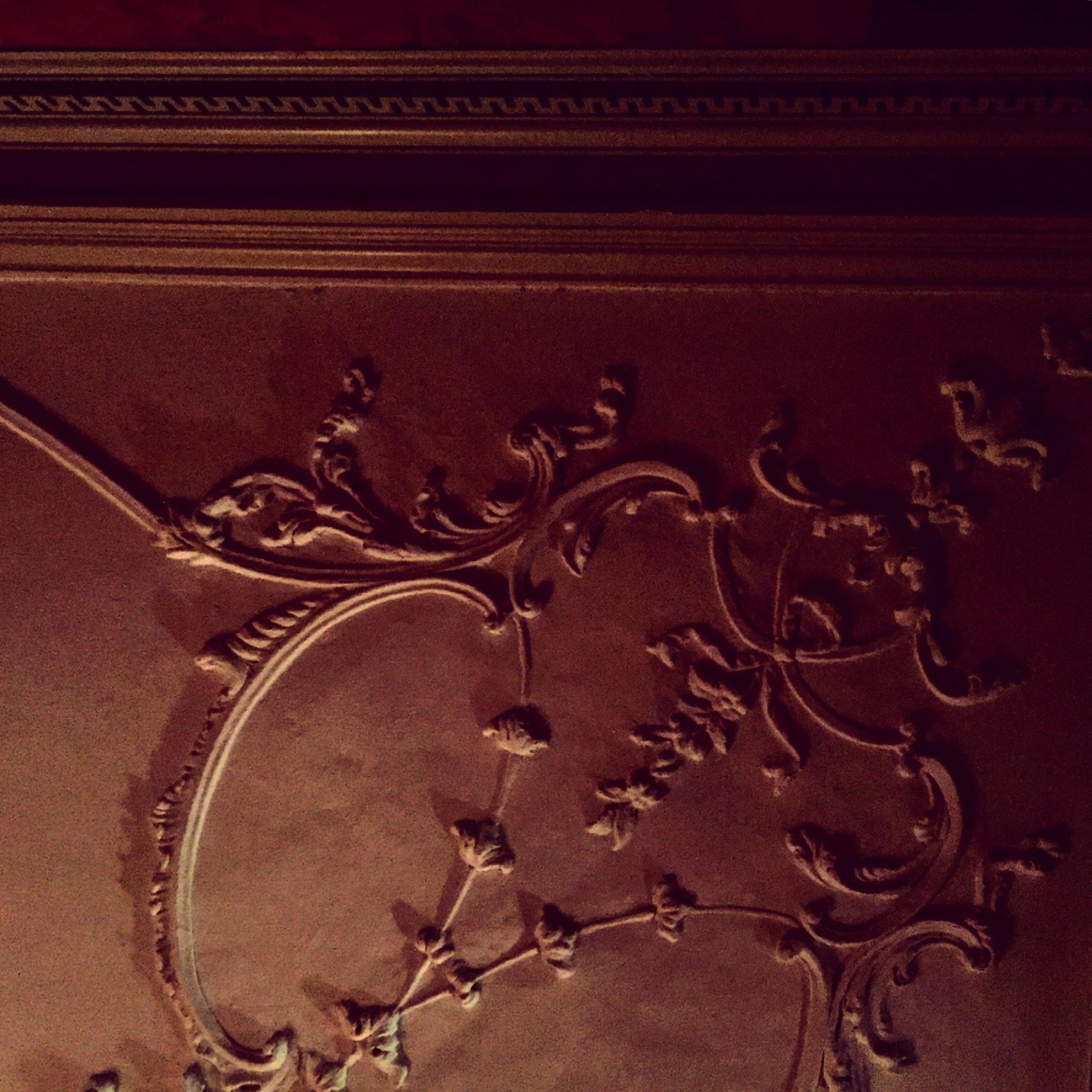 #ceilingsofthemet