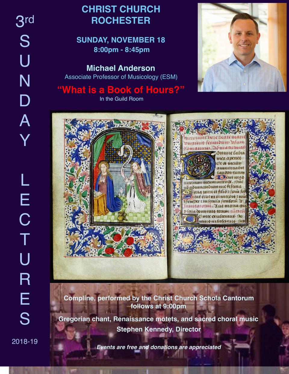 3rd Sunday Lectures 2018 November.jpeg