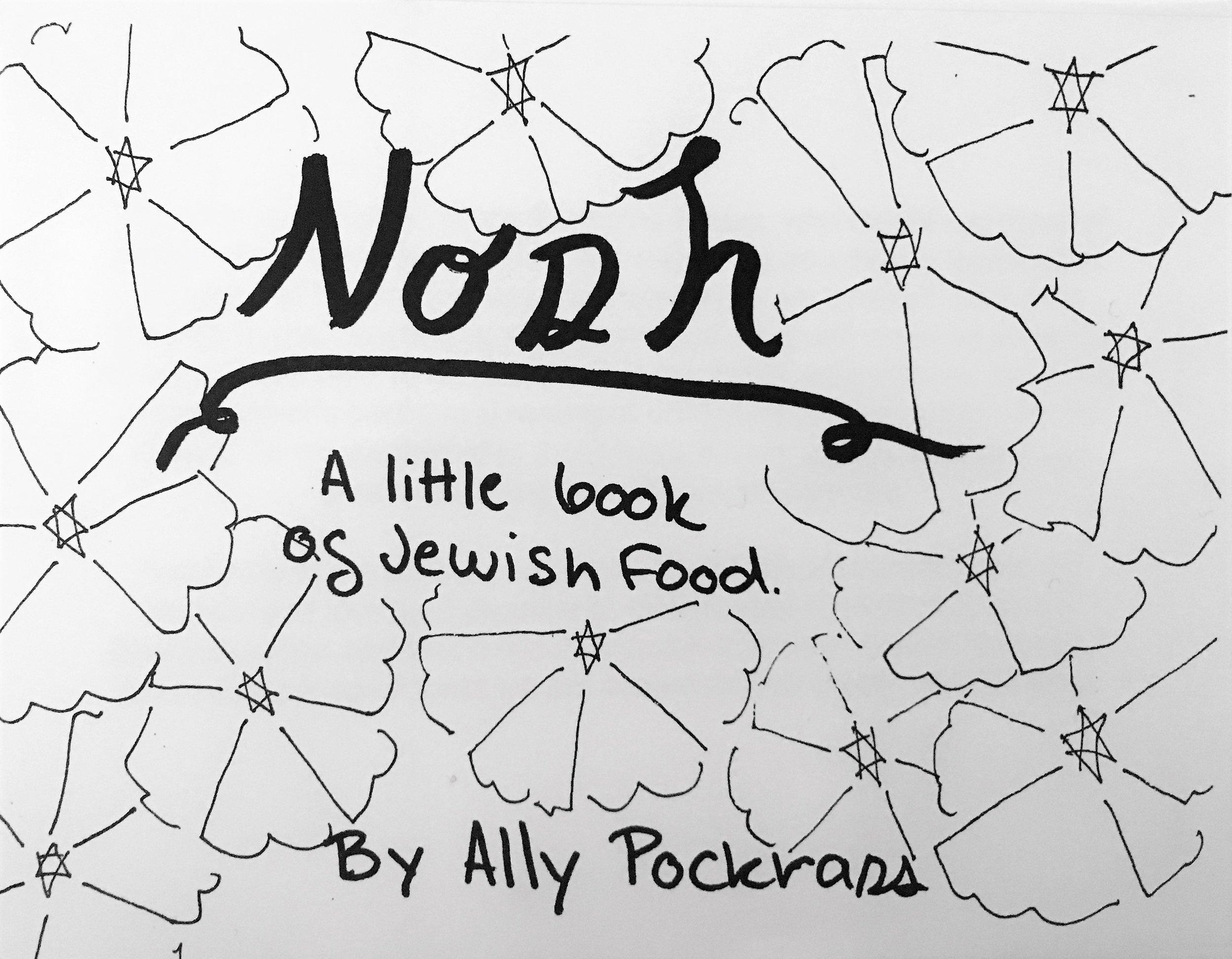 Nosh, Cover