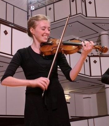 Bethany Daugherty, B.M. - INSTRUCTOR OF VIOLIN, VIOLA, DOUBLE BASS, AND PIANO
