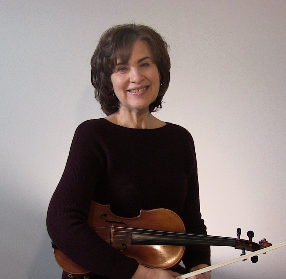 Marilyn Watkins, M.A. - INSTRUCTOR OF VIOLIN AND VIOLA