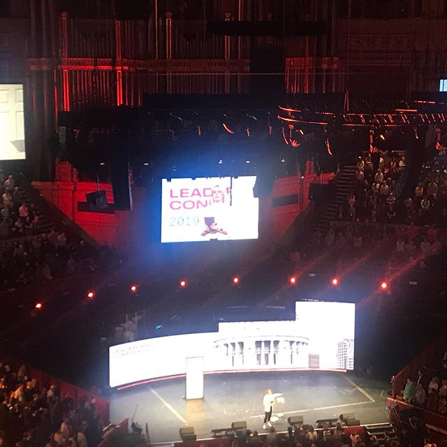 At Royal Albert Hall in London at the International Alpha Conference. Amazing! #globalcities #younglife #younglifenyc
