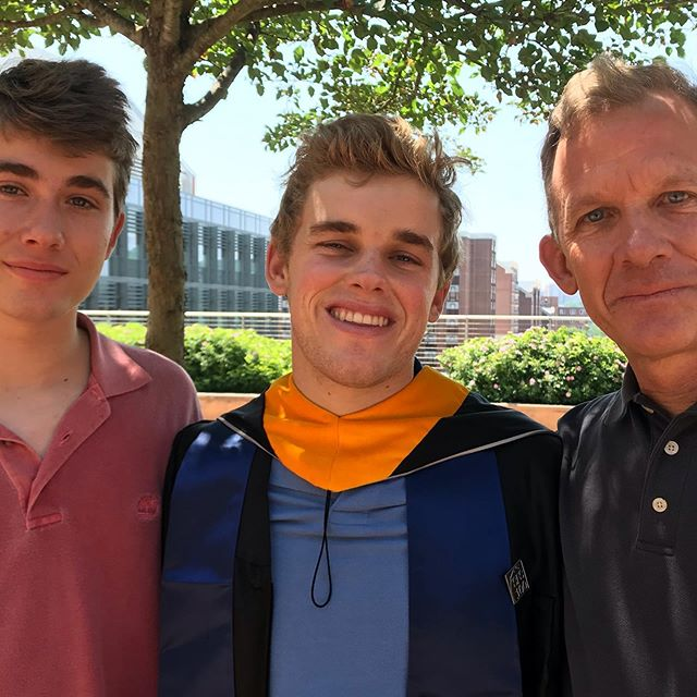 At my nephews graduation from Georgetown this weekend. So proud of that boy!!! #younglife #younglifenyc #lifeisgood
