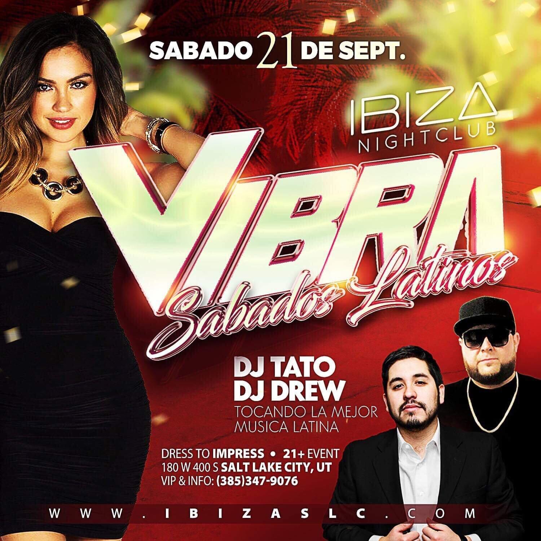 Ibiza Vibra Sabados Latinos