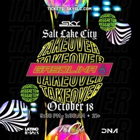 Gasolina Party Mi Cielo Salt Lake City