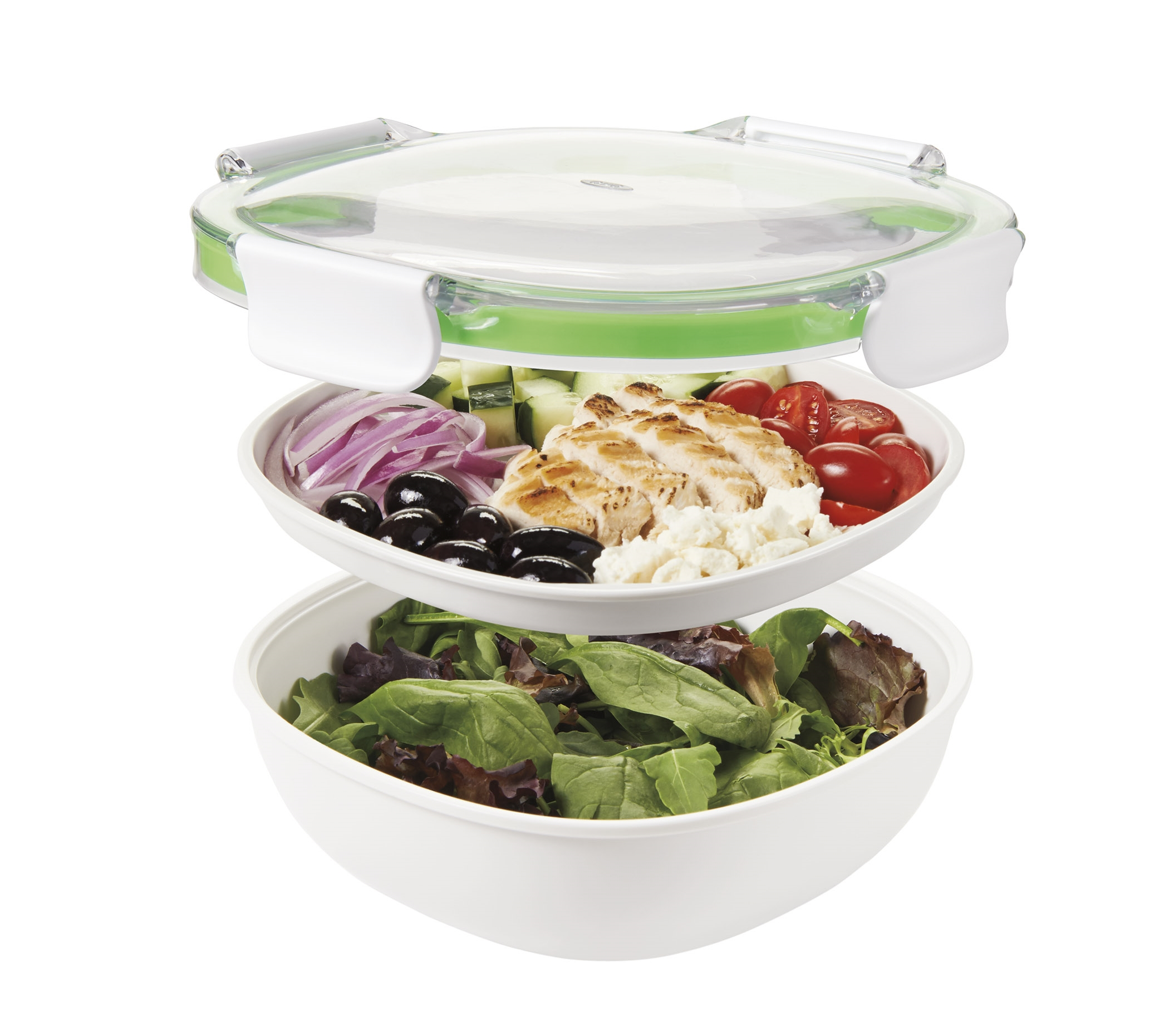 On-The-Go Salad Container (2014)
