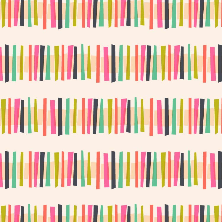 Lauren Hamill - Neon Brights - Choppy Stripes.jpg