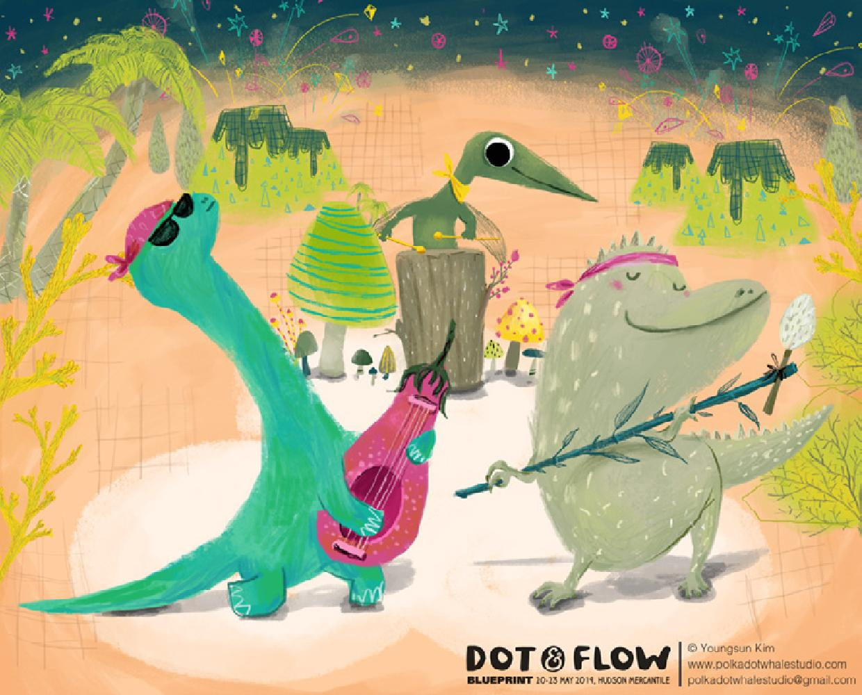 Dot & Flow Unicorns and Dinos_print and pattern-page-009.jpg