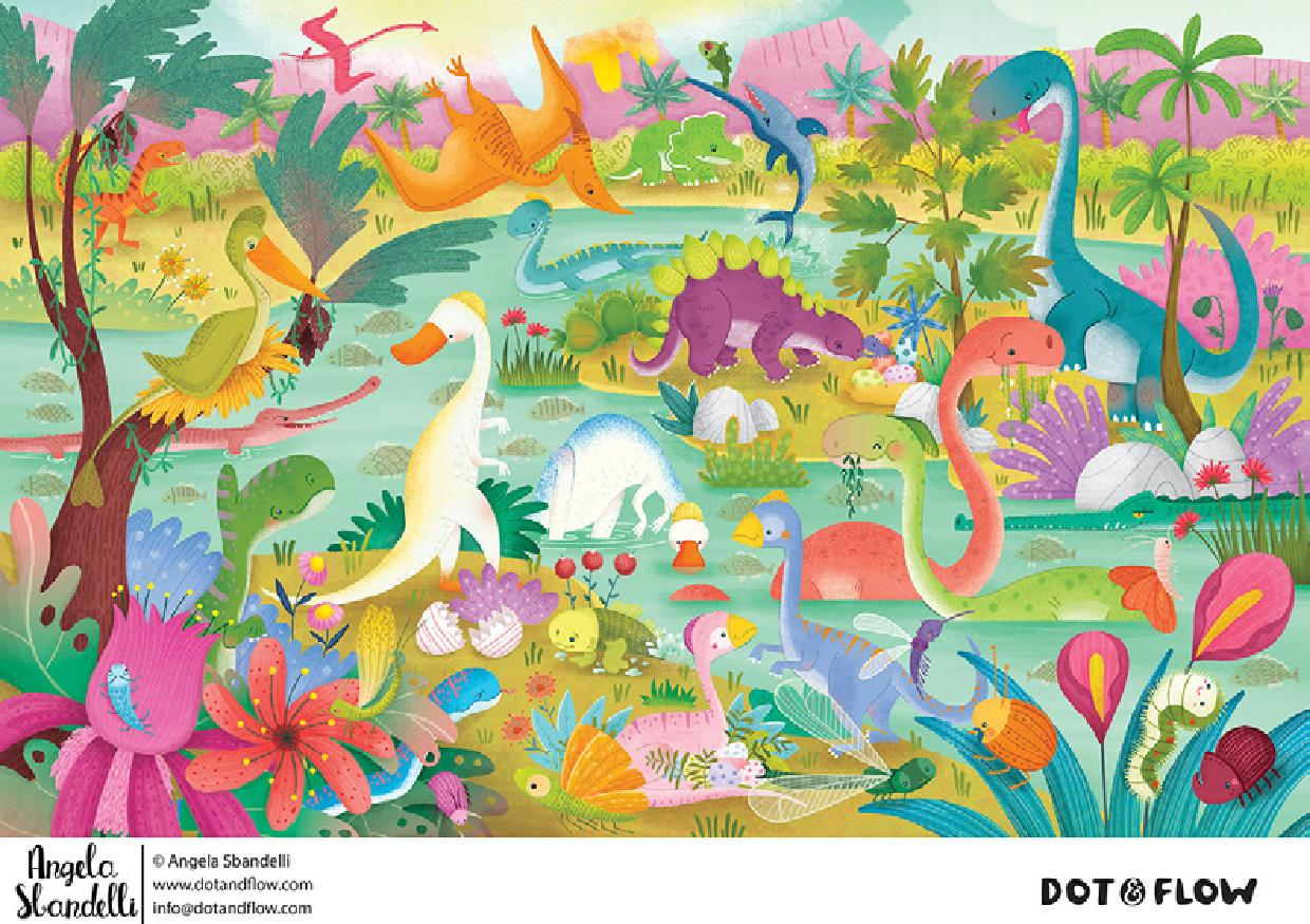 Dot & Flow Unicorns and Dinos_print and pattern-page-014.jpg