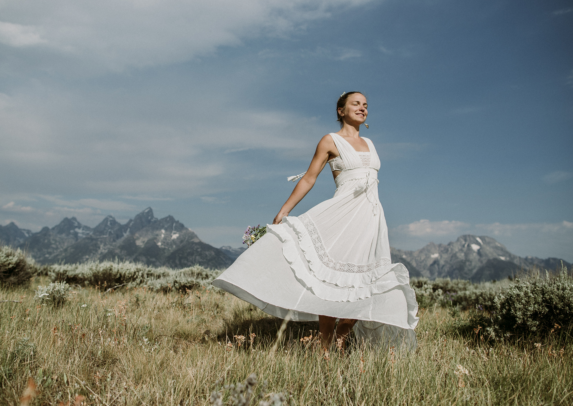 Liz, Jackson Hole, Wyoming