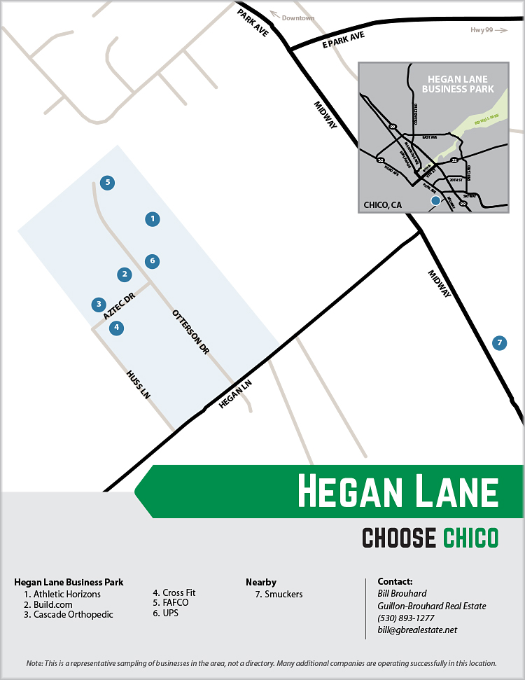 Hegan Lane