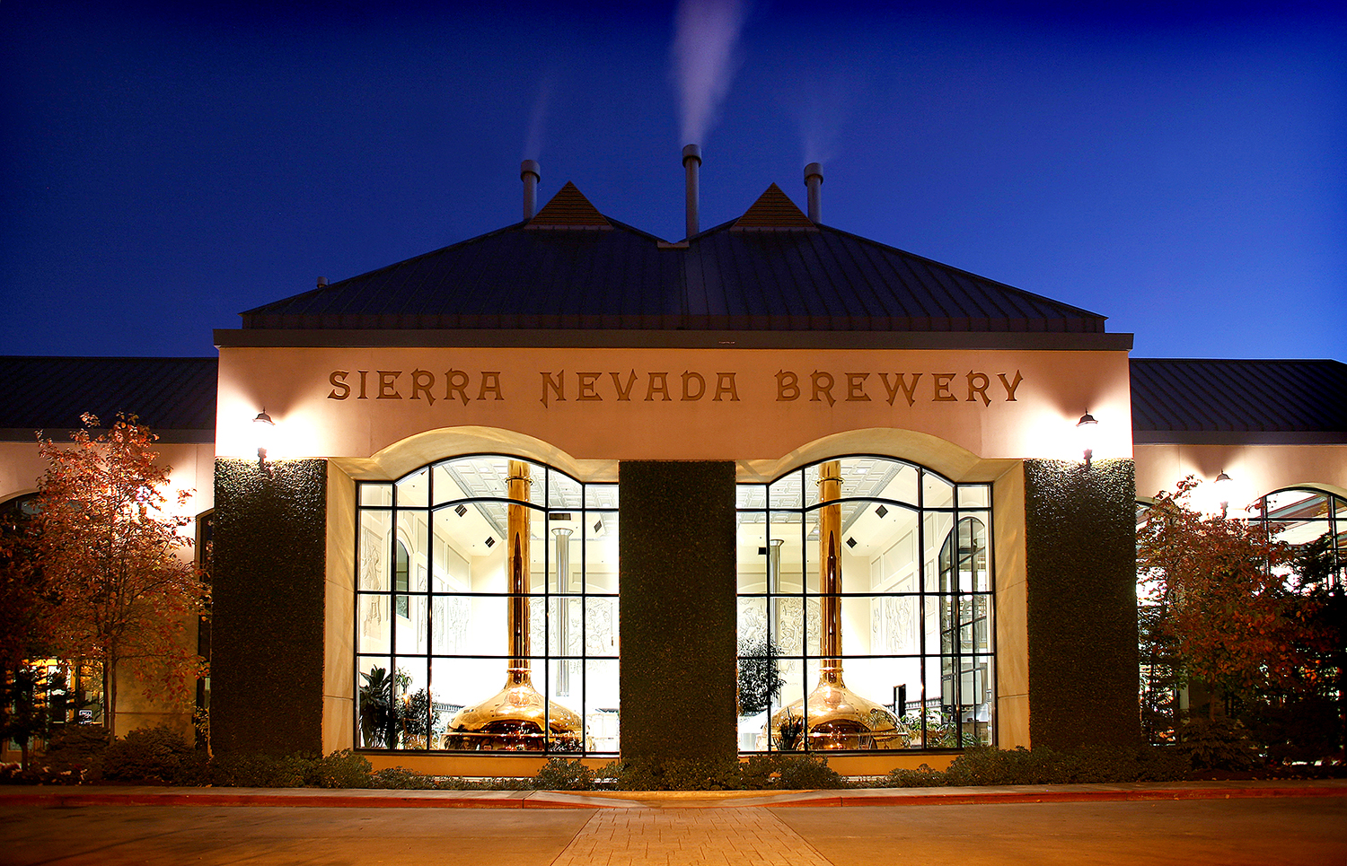 Sierra Nevada Brewery is one of the world's largest craft brewers